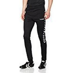 hummel Herren Auth Charge Football Pant, Black, L
