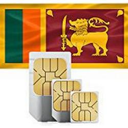 travSIM v/de/sri/lanka/500mb Sri Lanka Daten Sim Karte mit 500MB (30 Tage gültig, Standard/Micro/Nano)