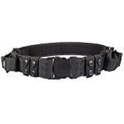 UTG Pistolengürtel Haevy Duty Elite Law Enforcement Pistol Belt, Schwarz, PVC/B950/A