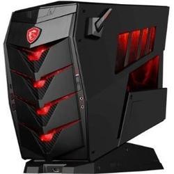 Gaming PC MSI Gaming Intel Core i7 i7-7700K 16 GB 2 TB 512 GB SSD Windows® 10 Home Nvidia GeForce GTX1080