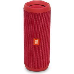 JBL - Flip 4 - Drahtlose, schwarze Lautsprecher mit Bluetooth und 12 Stunden Abspielzeit - Mehrfarbig