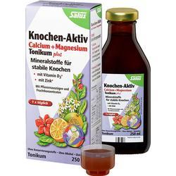 KNOCHEN-AKTIV Calcium+Magnesium Tonikum plus Salus 250 ml