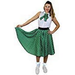 I love Fancy Dress ilfd4547os Damen Kostüme mit lang Polka Dot Rock (Standard)