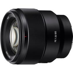Sony FE 85mm f/1.8 Portrait Objektiv (SEL85F18)