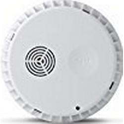 Gigaset Rauchmelder elements smoke | Smart Home Brandmelder Sicherheitssystem mit iOS / Android App | Feuermelder smart protection Alarm | Hausautomation mit DECT Funkrauchmelder, Melder für mehr Sicherheit, weiß