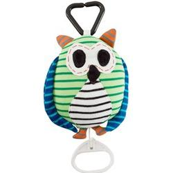 Music Owl Green One Size