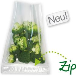 Lava Z-Vac Zip-Vakuumbeutel 50 Stück 100% BPA frei - in der Größe 20 x 30 cm - Folienbeutel Vakuumiergerät
