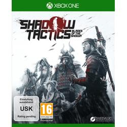 Shadow Tactics: Blades of the Shogun - Xbox One