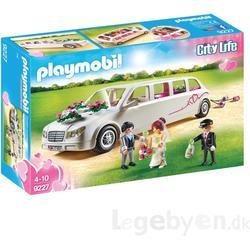 9227 Playmobil Hochzeitslimousine