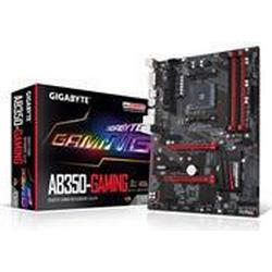Gigabyte GA-AB350-Gaming ATX Mainboard Sockel AM4 GL/M.2/HDMI/DVI/VGA