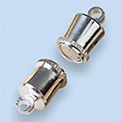 KnorrPrandell 2235375 Magnetschließe, 16 mm, silberfarben