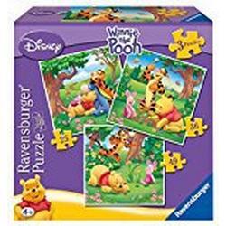 Ravensburger Winnie Pooh 3 Puzzle in Box