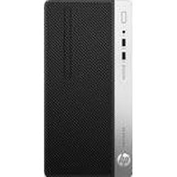 HP ProDesk 400 G4 - Micro Tower - 1 x Core i5 7500 / 3.4 GHz - (1Jj68Ea#abd)