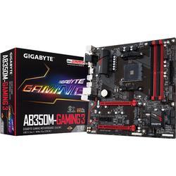 Mainboard Gaming Gigabyte Ga-Ab350M Gaming 3 mATX AM4