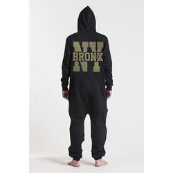 Comfy Black&Gold, Bronx, Onesie