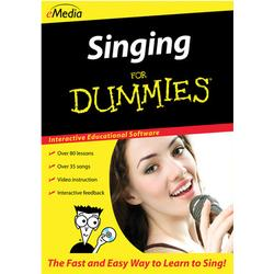 Singing For Dummies - Mac