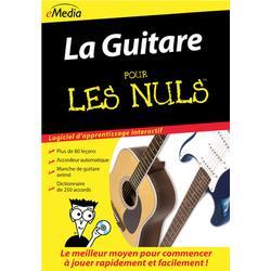 Guitare pour les Nuls - Mac