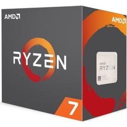 AMD Ryzen 7 1800X (16MB Cache, 3,60 GHz Turbo 4,00 GHz) Boxed ohne Kühler - Sockel AM4