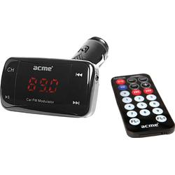 Acme F/100/01 Car Mp3 player FM transmitter (SD/Kartenslot, USB 2.0)