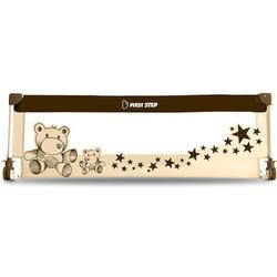 Asalvo Barrera Bed 150X50 Bear Choco