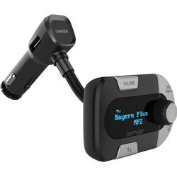 DAB-11 - In-car DAB+ adaptor with FM transmitter - Denver Electronics