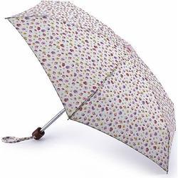 Cath Kidston - Tiny Kew - Regenschirm mit Zweigprint - Mehrfarbig