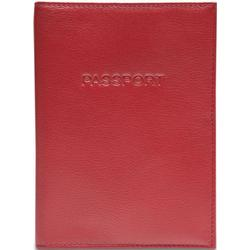Picard Passport Reisepassetui Leder 11 cm rot