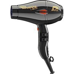 Parlux Profi/Ionen/Haartrockner (Fön) Advance Light Ionic & Ceramic, stark (2200 Watt), leicht und kompakt, für alle Styles und Haar/Typen, schwarz