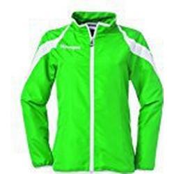 Kempa Damen Jacke Motion Präsentations Damen, grün/weiß, XXL, 200504204