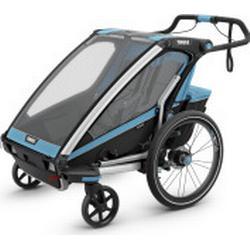 Thule Chariot Sport 2 Kinderanh�nger Gr�n Modell 2017