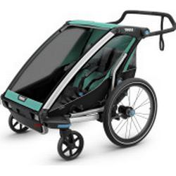 Thule Kinderfahrradanhänger Chariot Lite 2 Bluegrass