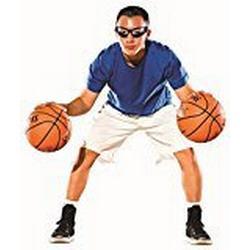Spalding Uni Dribble Goggles (8481cn) Taschen, Grau, NOSIZE