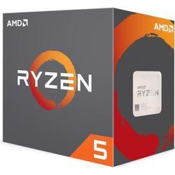 YD160XBCAEWOF - AMD AM4 Ryzen 5 1600X, 6x 3.60GHz, boxed
