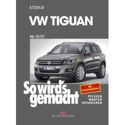 VW Tiguan Reparaturhandbuch
