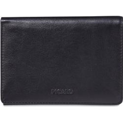 Picard Brooklyn Scheintasche mit Geldklammer 10 cm - schwarz