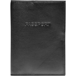 Picard Passport Reisepassetui Leder 11 cm schwarz