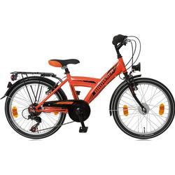 20 Zoll Jugendrad Browser Fahrrad Nabendynamo Kinderrad 6-Gang Bike