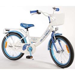 Volare Paisley Fahrrad 18 Zoll, Blau/Weiß