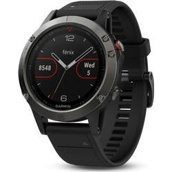 GARMIN FENIX 5, Smart Watch, , Grau/Schwarz