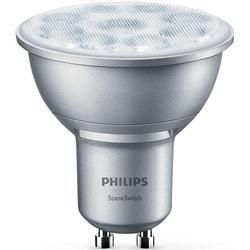 LED GU10 Reflektor 4.5 W = 50 W Warmweiß EEK: A+ Philips Lighting dimmbar, SceneSwitch 1 St.