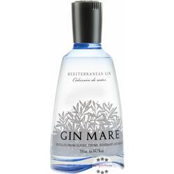 Gin Mare - Mediterranean Gin / 42,7 % vol. / 0,7 Liter-Flasche