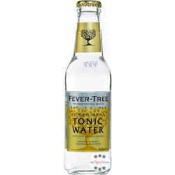 Fever-Tree Premium Indian Tonic Water / 0 % Vol. / 0,2 Liter-Flasche