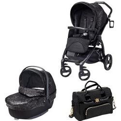 Young Versace Stroller Black OneSize