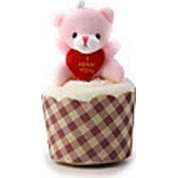 süßen Bären-Design Mini Baumwolltuch für valentine / Party / Hochzeitsgeschenk