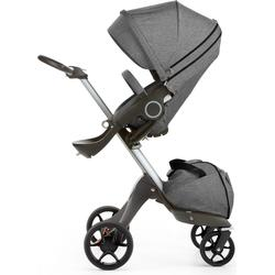 Stokke Xplory V5 Kinderwagen 2017 - Grey Melange - grau
