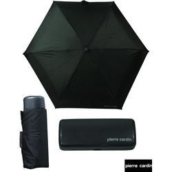 Pierre Cardin Regenschirm Mybrella carbon schwarz