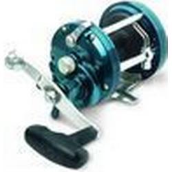 Zebco Rollen Cool Sea 250 SD Trolling Rolle, mehrfarbig, 0334050