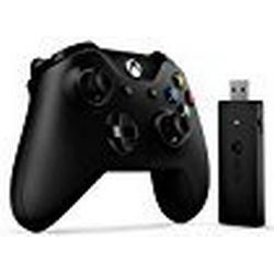 Xbox Controller + Wireless Adapter für Windows