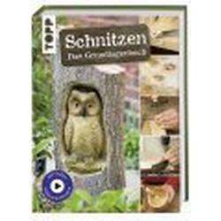 """Buch""""Schnitzen - Das Grundlagenbuch"""""""""""