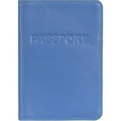 mywalit Passport Cover Passetui Leder 14 cm aqua